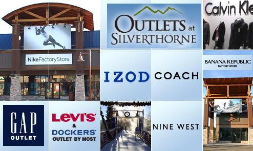 silverthorne colorado outlet shops