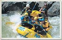 keystone white water rafting