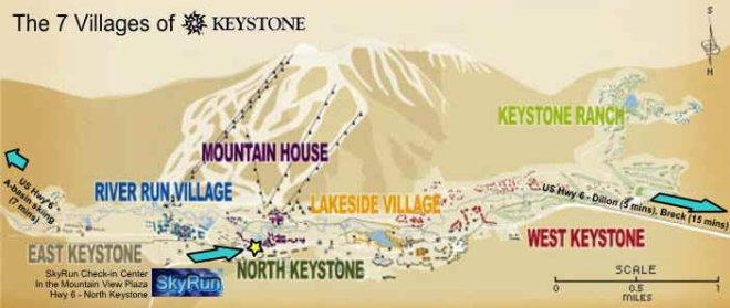 Keystone Areas Skyrun Vacation Rentals Keystone
