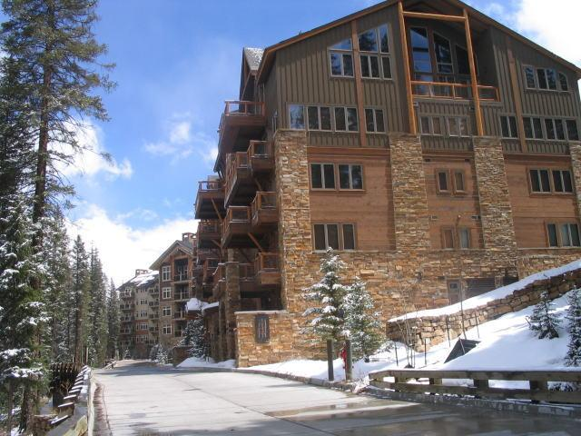 The Timbers Lodge - One of 75 buildings in Keystone