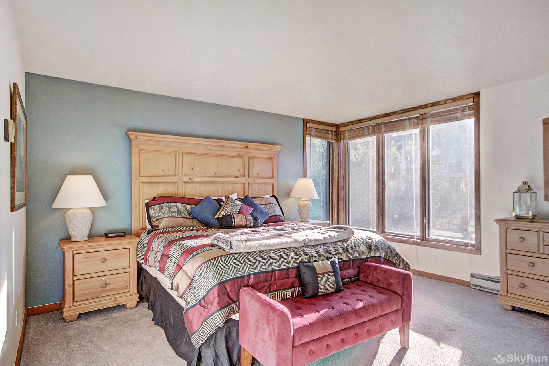 2019 Lodgepole Master Bedroom