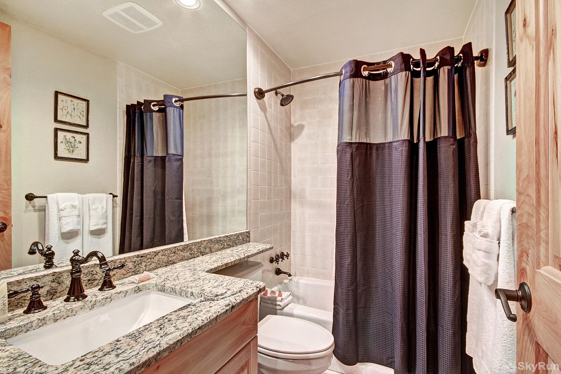 2985 Ironwood Townhomes Lower Level Hall Bathroom