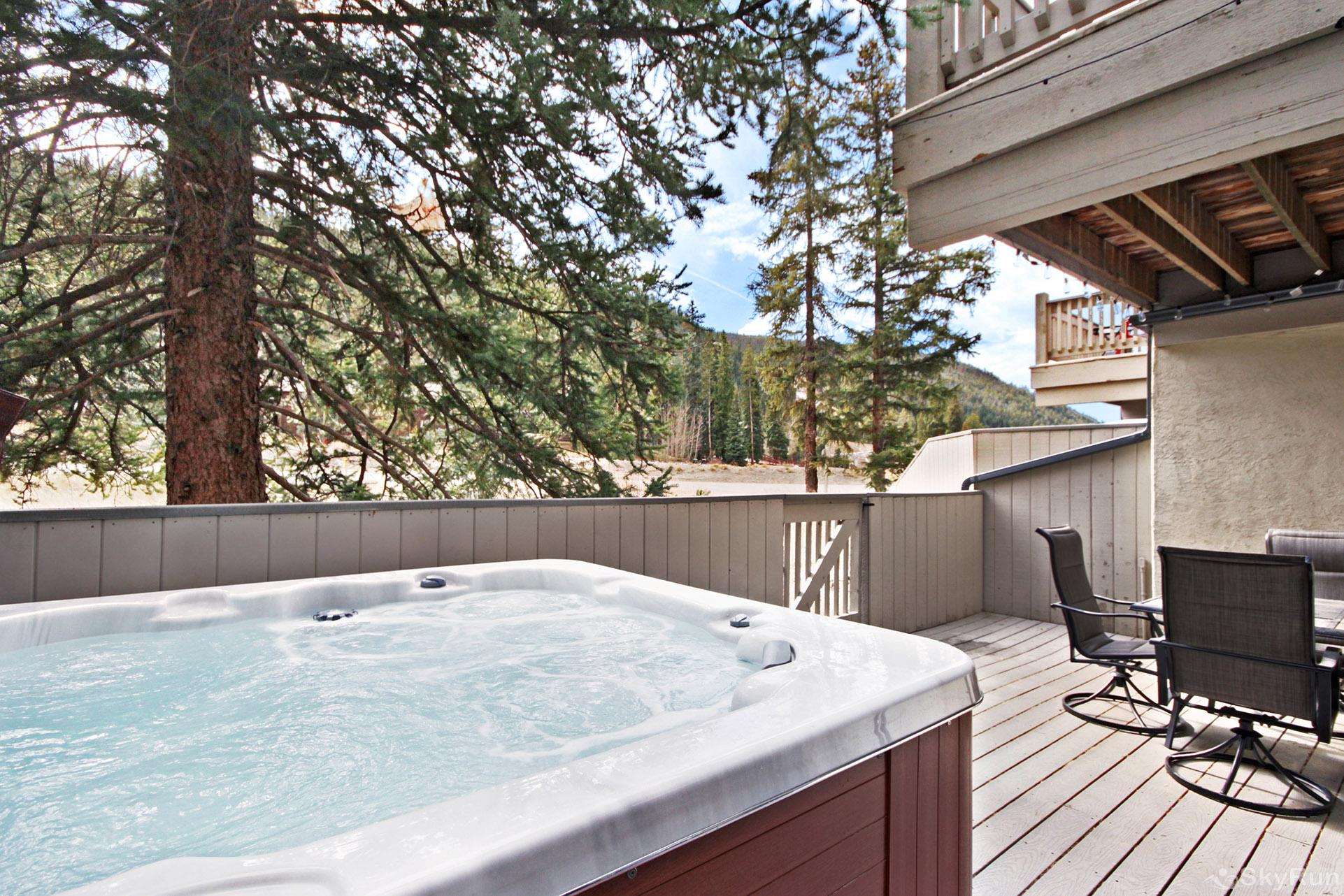 2985 Ironwood Townhomes Private Hot Tub