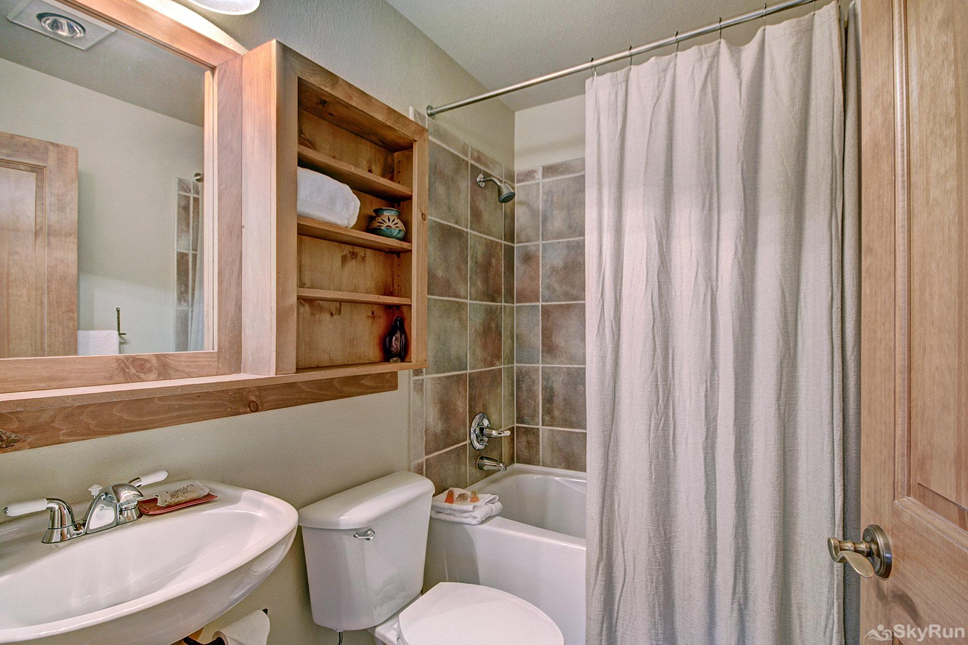 2326 Red Hawk Townhomes Hall Bathroom