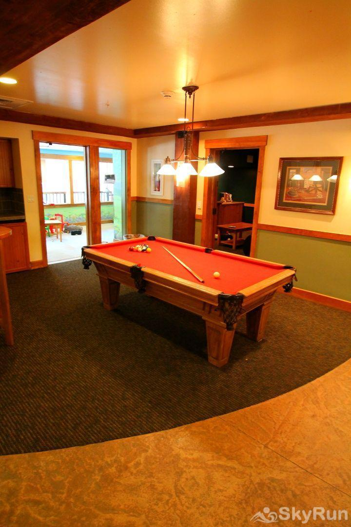 8844 The Springs Pool Table