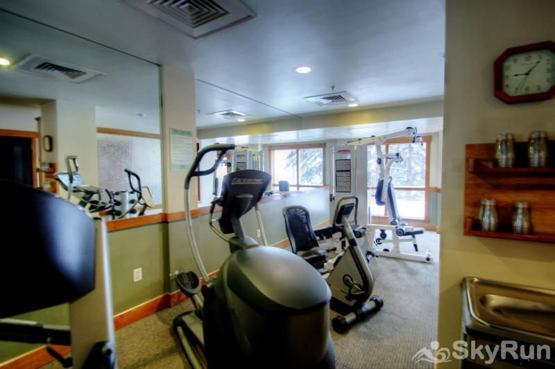 8854 The Springs Fitness Room