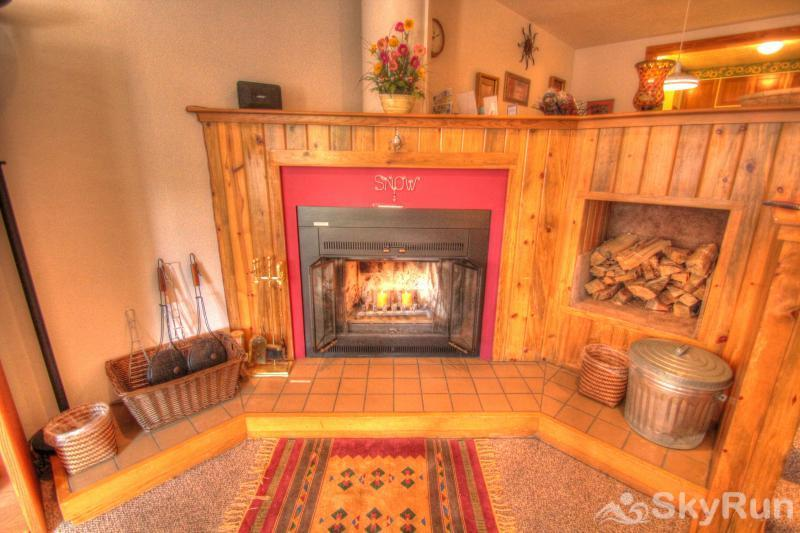 2062 The Pines Fireplace