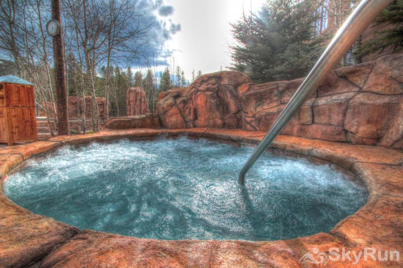 8912 The Springs Family Hot Tub