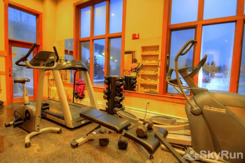 2214 Red Hawk Lodge Fitness Center