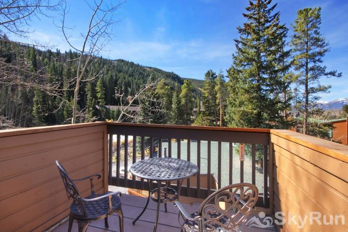2972 Key Condo Back Deck