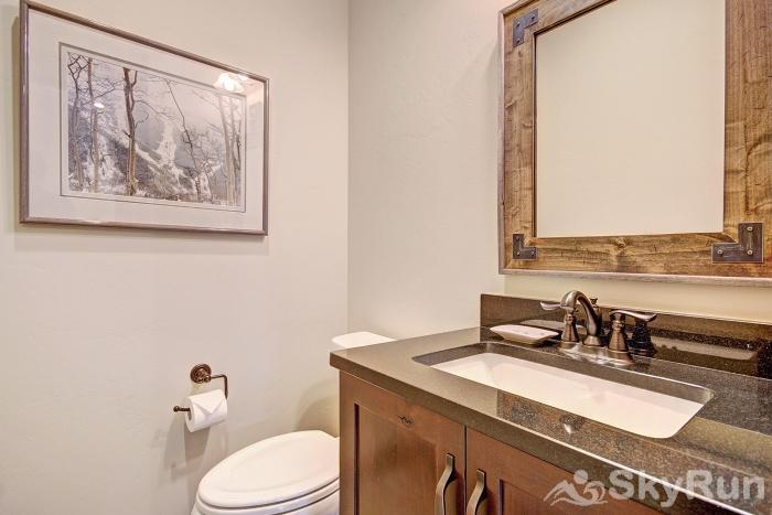 39 River Run Townhomes Hall Powder Room