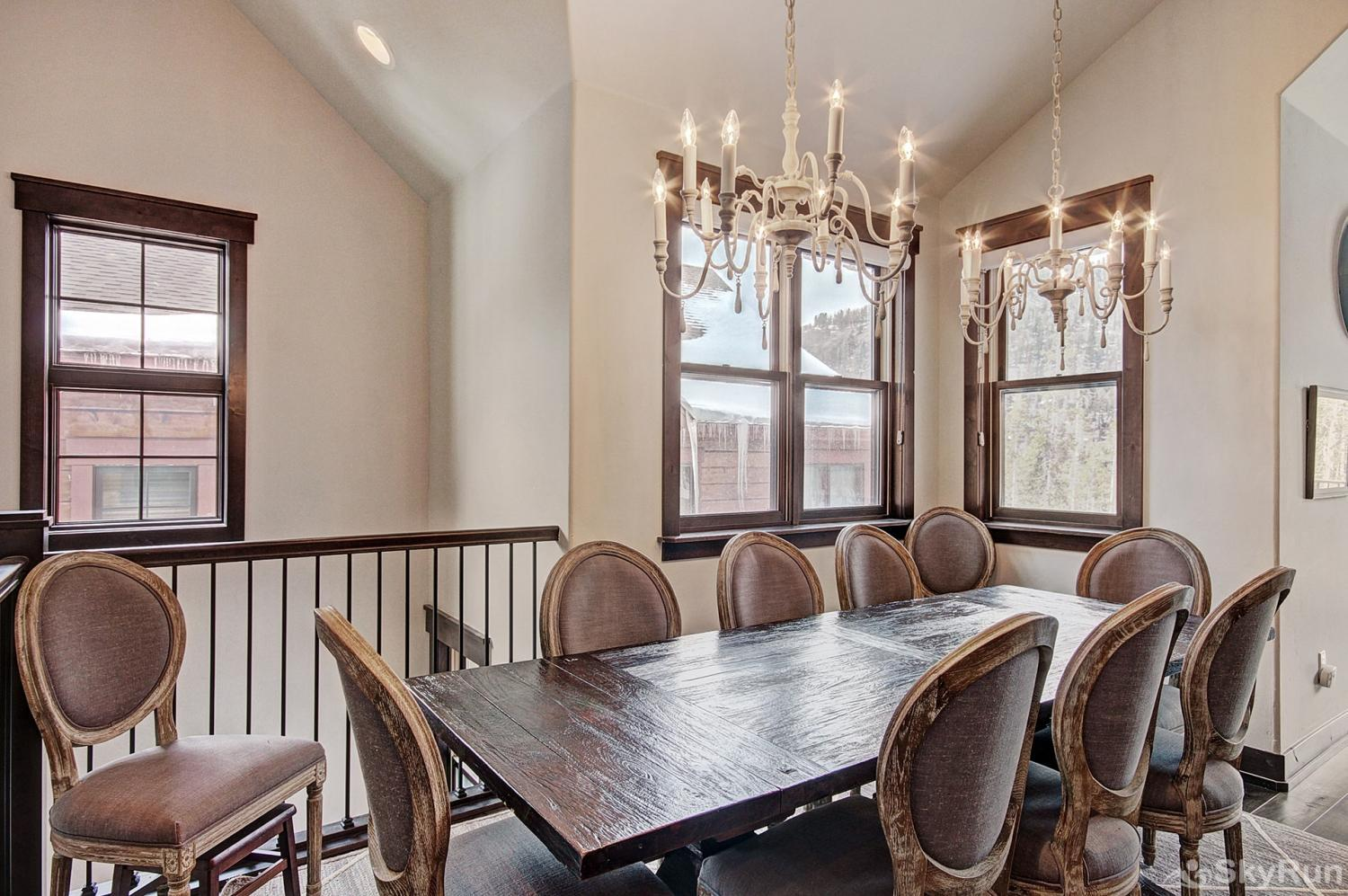 78 Alders Dining Room