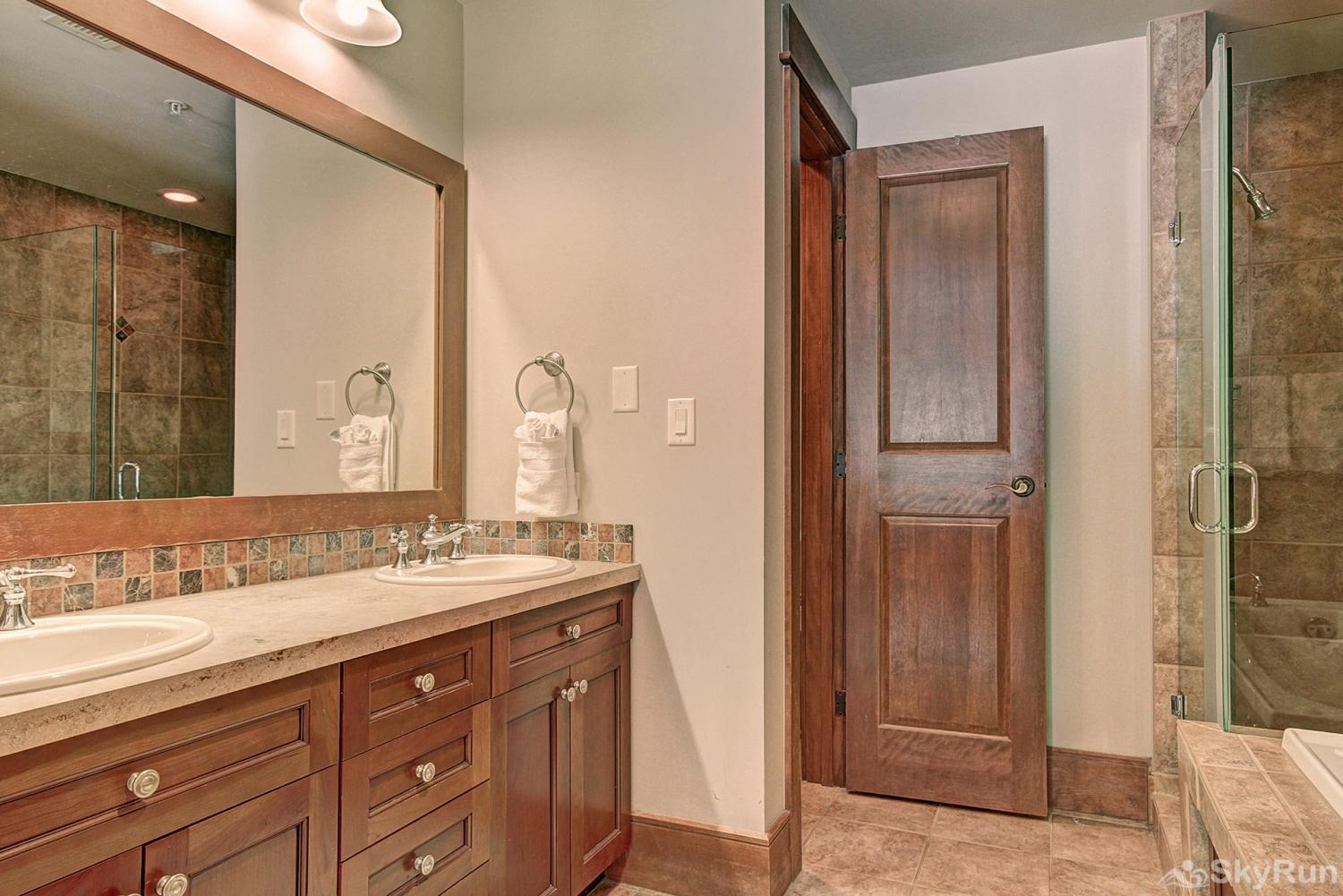 3044 Lone Eagle Ensuite Master Bathroom