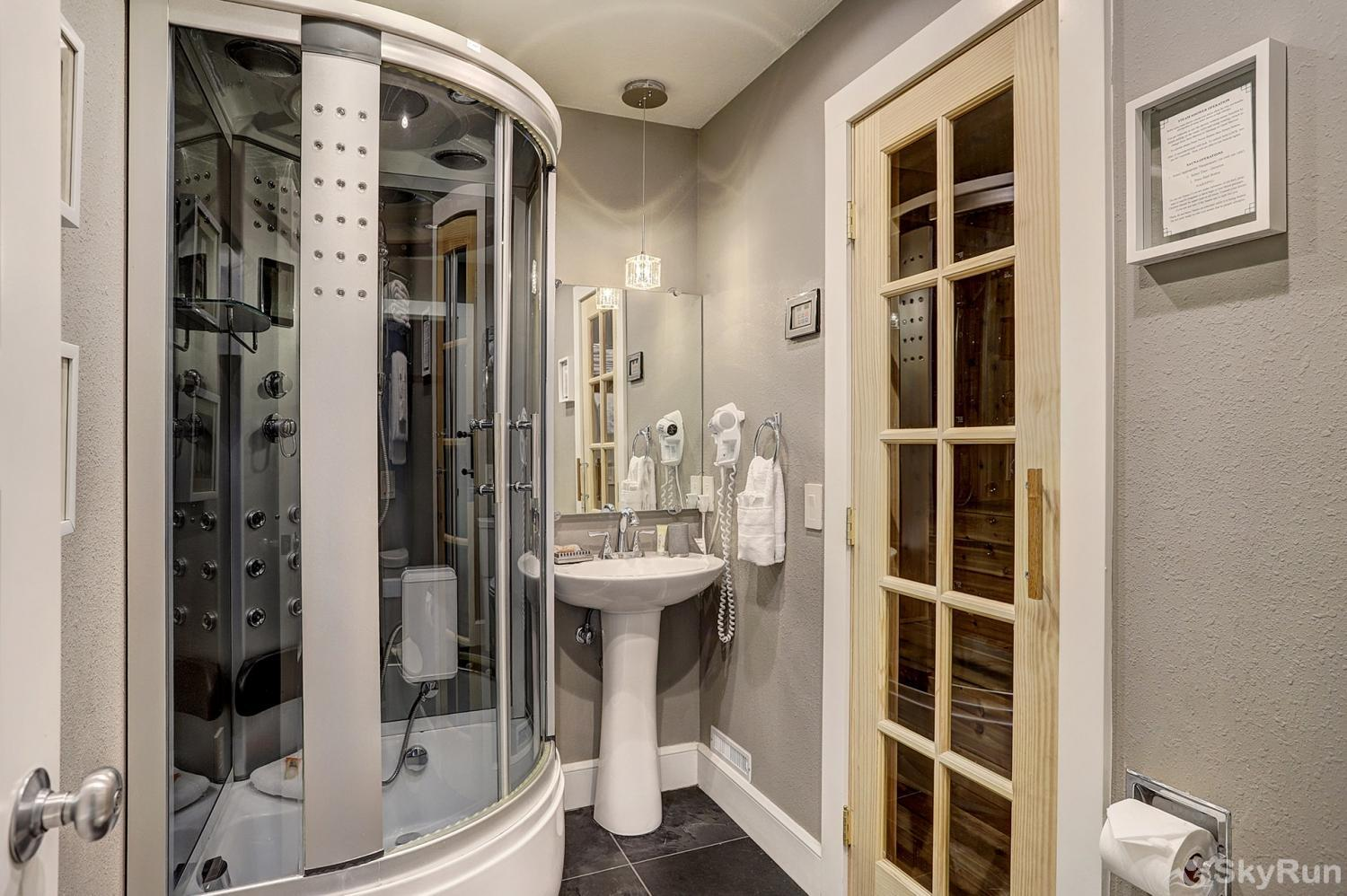 2061 The Pines Steam Shower